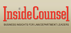 To go to InsideCounsel magazine, click here.